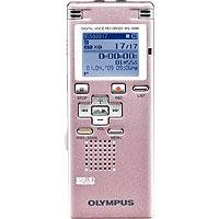 Olympus WS-500 Digital Voice Recorder (Pink)