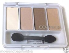 CoverGirl Eye Enhancers 4-Kit Eye Shadow - Natural Nudes 280 - 0.19 oz