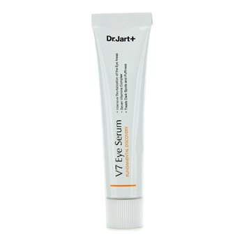 eye whitening KOREAN COSMETICS Dr.jart + _V7 EYE SERUM 15ml (whitening, moisture, and different vitamins, eye cream) 001KR]