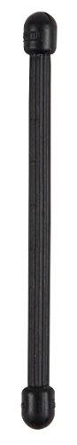 Nite Ize Gt3-4Pk-01 Gear Tie Reusable 3-Inch Rubber Twist Tie, 4-Pack, Black