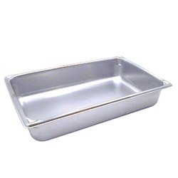 "Vollrath (30042) 4"" Deep Super Pan V Stainless Steel Full-Size Steam Table Pan from Vollrath"