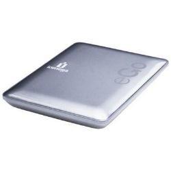 Iomega - eGo - Disque dur externe - 320 Go - Portable - USB 2.0 - Argent