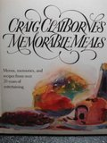 Craig Claiborne's Memorable Meals (0525243526) by Claiborne, Craig