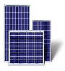 55W Poly-Crystalline Solar Panel