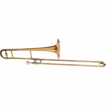 Blessing B128 Scholastic Student Trombone lacquer