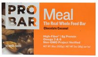 ProBar Meal Chocolate Coconut -- 12 Meal Bars