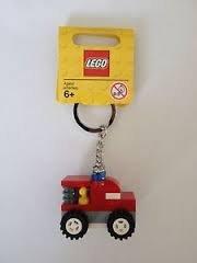LEGO® Classic Firetruck Bag Charm