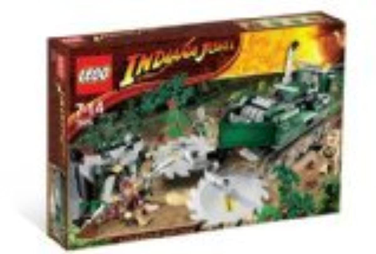 [해외] LEGO� INDIANA JONES JUNGLE CUTTER