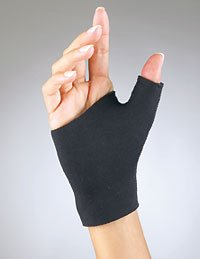 ProLite Neoprene Pull On Thumb Support - Black - Small - 25-13025-130SMBLK