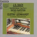 Bach:Keyboard Partitas