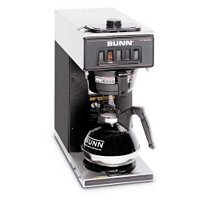 VP17-1 Coffee Maker Color: Stainless Steel from Bunn