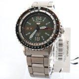 セイコー ファイブ SEIKO 5 スポーツ 自動巻き 腕時計 SRP349J1 メンズ [ 並行輸入品 ]