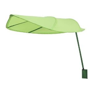 Great Ikea Lova Leaf Childrens Kids Bed Canopy Tent (8 Pounds) With Touch And Close Fastening