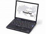 レノボ・ジャパン ThinkPad X61 (T7100/512/80/XP/12TFT)T 76753BJ
