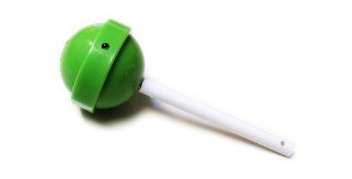 Mollaspace Lollipop Speaker, Green Apple