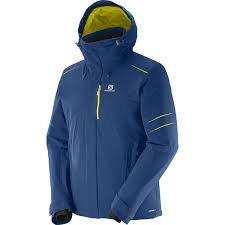 SALOMON ICE STORM JACKET MENS M
