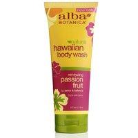Alba Organics? Hawaiian Body Wash Passion Fruit -- 7 fl oz