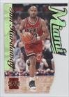 Tim Hardaway Miami Heat (Basketball Card) 1996-97 Stadium Club Fusion #F31 by Stadium+Club