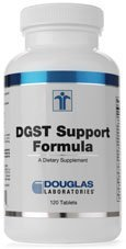 Douglas Labs - Dgst Support Formula 120 Tabs front-989149