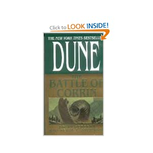 The Battle of Corrin (Legends of Dune #3) by Brian Herbert and Kevin J. Anderson