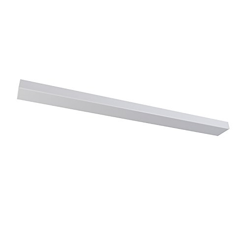 qazqa-industrie-modern-deckenplatte-90-cm-weiss-metall-rechteckig-max-x-watt