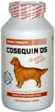 Nutramax Cosequin DS Double-Strength Chewable Tablets - 250 Count