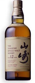 Yamazaki Whiskey Single Malt 12yr 750ML