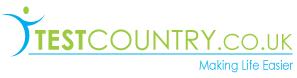 TestCountry UK webstore logo