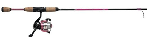 Shakespeare 5-Feet, 6-Inch Amphibian Spincast Rod and Reel Combo 11