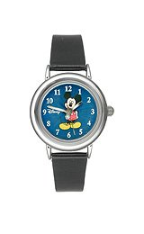 Disney Mickey Mouse Marine Blue Dial Women's watch #MCK616