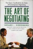 img - for The Art of Negotiating book / textbook / text book