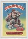 Kennel Kenny (Two Star Back) (Trading Card) 1985 Topps Garbage Pail Kids Series 2 - [Base] #74b.2