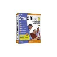 Sun StarOffice ( v. 8 ) - complete package - 1 user - CD - Linux, Win, Solaris x86 - English