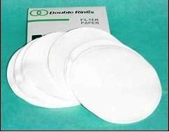 Filter Paper, Qualitative, Fast, 7cm