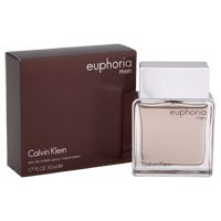 New Calvin Klein Euphoria Mens Eau De Toilette Perfume Fragrance 50ml Body Spray