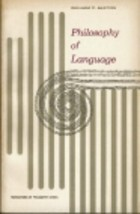 William Alston: Philosophy of Language