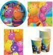 Backyardigans Birthday Party Supplies Pack for 16 Guests
