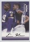 Eric Moss Minnesota Vikings (Football Card) 1999 Skybox Premium Multi-Product Insert Autographics #Ermo front-625373
