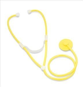 Cheap Disposable F-stethoscope – Yellow (MDS9543)