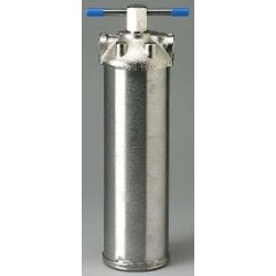 Pentek St-1 Stainless Steel Water Filter Housing wheelton 304 stainless steel water filter pvdf ultrafiltration purifier 1000l commercial home kitchen drink straight uf filters