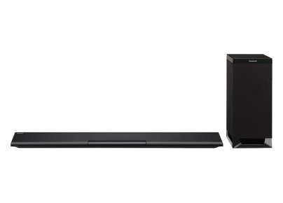 Panasonic SC-HTB385EG 3.1 250W Compatibilità 3D Nero