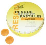 Bach Flower Remedies Rescue Remedy Pastille Display -