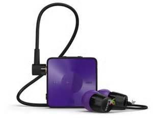 SONY SBH-20 headset purple パープル ヘッドセット [並行輸入品]