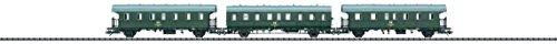 Trix-23321-Personenwagen-Set-der-DR-Epoche-IV-H0