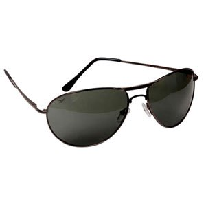 Reebok Premium Classic Aviator Sunglasses. | Color Black