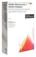 Adobe Photoshop Creative Suite 3.3 Design Standard Upgrade - Macintosh