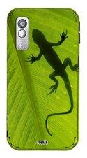 YOUNiiK Designfolie / Skin für Samsung S5230 star - Motiv Gecko