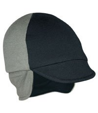 HAT PACE WOOL MERINO SAGE/BLACK