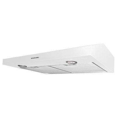 Ancona Slim Plus 30 Under-Cabinet Style Range Hood, 30-Inch, White (White Range Hood Wall Mount compare prices)