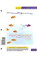 Psychology, Books a la Carte Plus MyPsychLab (2nd Edition)